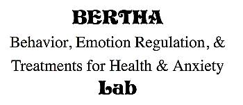 BERTHA Lab Logo